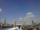Welcome to London 5 - Tower Bridge and The Shard and Walkie Talkie